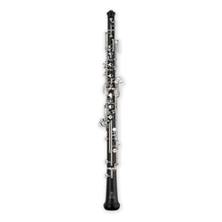 Yamaha Intermediate Oboe, Grenadilla Body & Bell YOB-441
