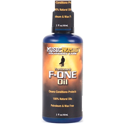 Music Nomad F-ONE Fretboard Oil, 2 oz. MN105