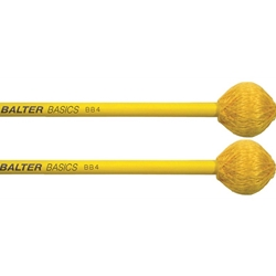 Mike Balter BB4 Bamboo Timpani Mallets - Legato, Soft BB4VFM