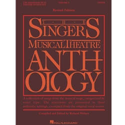 The Singer's Musical Theater Anthology, vol. 1, tenor