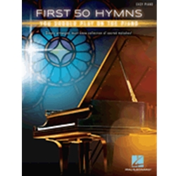 First 50 Hymns, Easy Piano