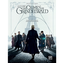 The Crimes of Grindelwald, Piano Solo