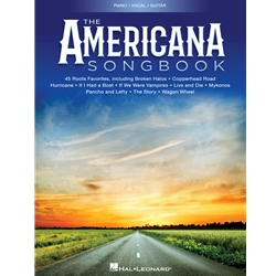 The Americana Songbook, PVG
