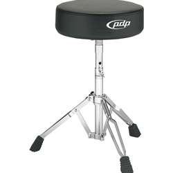 PDP 700 Series Drum Throne, Round Top PDDT700