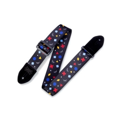 Levy's Print Series Rad Strap Guitar Strap MP2-002