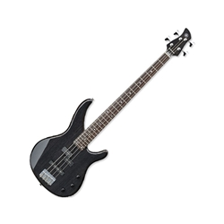 Yamaha TRBX Series 4-String Electric Bass, Translucent Black TRBX174EWTBL